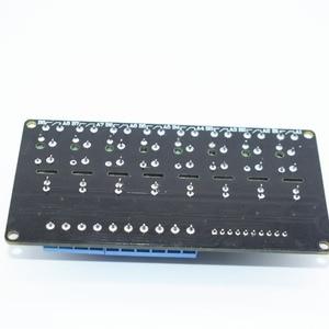 Image 3 - 10pcs TENSTAR ROBOT 8 Canali 5V Modulo Relè DC A Stato Solido A Basso Livello SSR AVR DSP 2A 240V