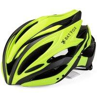 BATFOX Lightweight Anti Shock Anti Fall Sunscreen One Piece Adult Riding Helmet Helmet Sports Equipment J691 BAT FOX