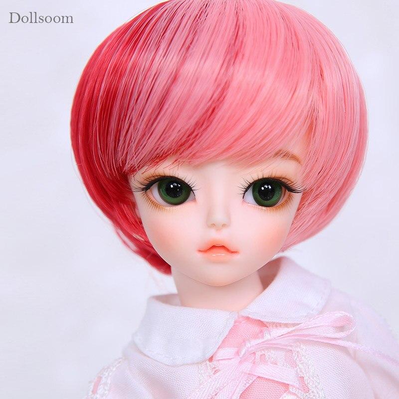 Dollsoom Happy & Lucky bjd sd doll 1/6 body model girls boys doll shop кукла bjd dc doll chateau 6 bjd sd doll zora soom volks
