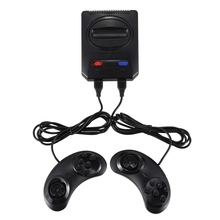 Powkiddy Hd Hdmi 16 Bit Retro klasik konsol video oyunu Sega konsol Pal/Ntsc desteği ekstra kartuşları mevcut 4K Tv abd