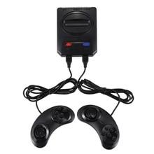 "Powkiddy Hd Hdmi 16 קצת רטרו קלאסי קונסולת משחק וידאו עבור Sega קונסולת Pal/Ntsc תמיכה נוסף מחסניות זמין 4K טלוויזיה ארה""ב"
