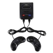 Powkiddy Hd Hdmi 16 bits rétro classique Console jeu vidéo pour Console Sega Pal/Ntsc Support cartouches supplémentaires disponibles 4K Tv Us