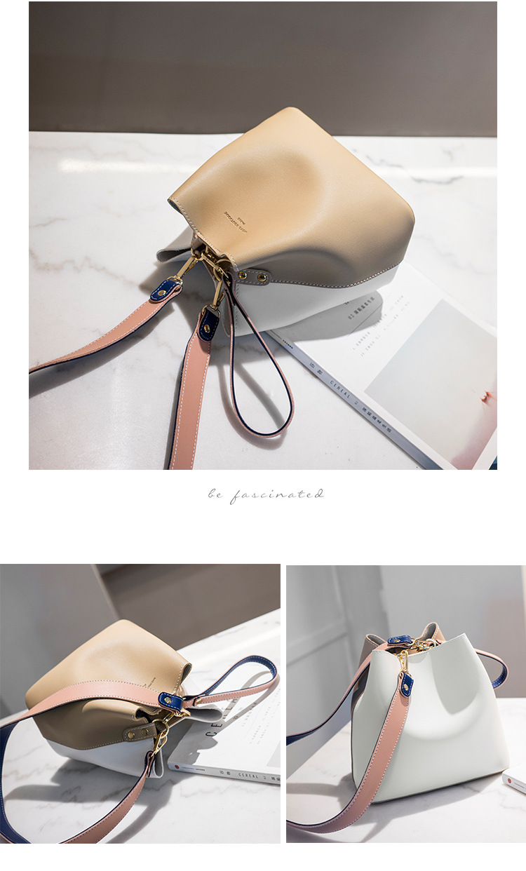 HTB1pw7DSFzqK1RjSZFCq6zbxVXaN - Fashion Women Bag Summer Bucket Bag Women PU Leather Shoulder Bags   Ladies Crossbody Messenger Bags Totes Sac