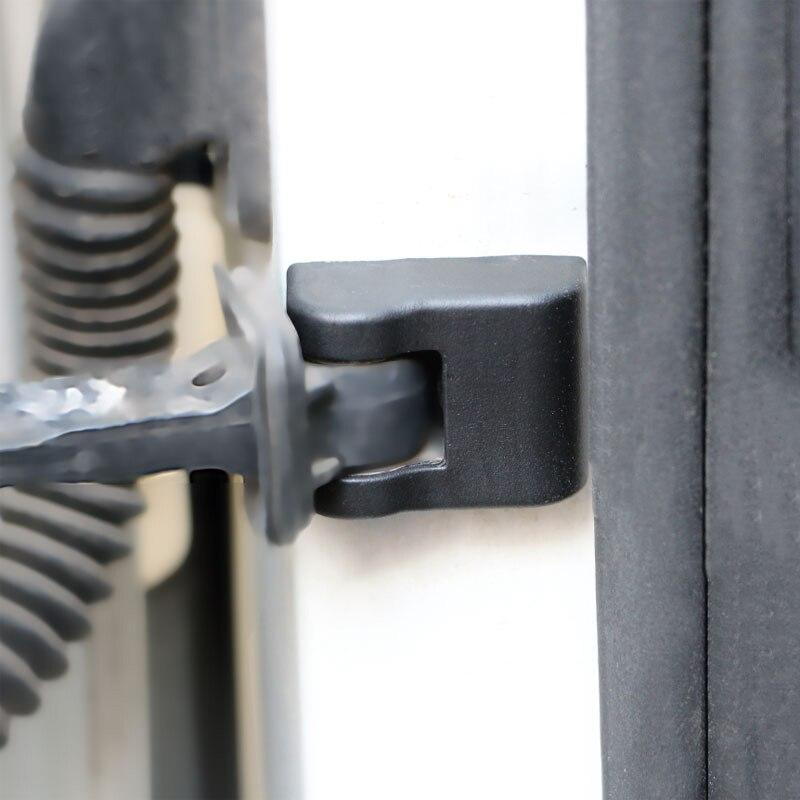 سدادة غطاء للحماية الباب واقية ملصقات لأودي A4 A6L A6 A5 A7 S5 Q3 Q5 TT TTS اكسسوارات السيارات