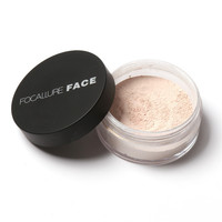 Focallure Pro Loose Powder 3 Colors Fix Makeup Powder Smooth Oil Control Cosmetic Ye2