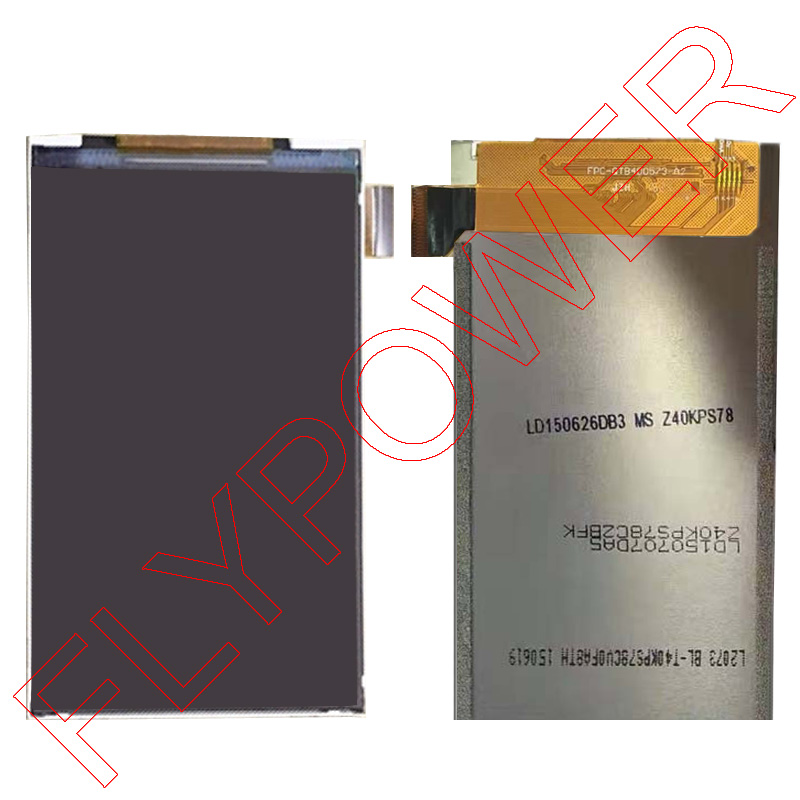 FOR Prestigio MultiPhone PAP4500 PAP 4500 Duo LCD Screen Display by free shipping; 100% warranty