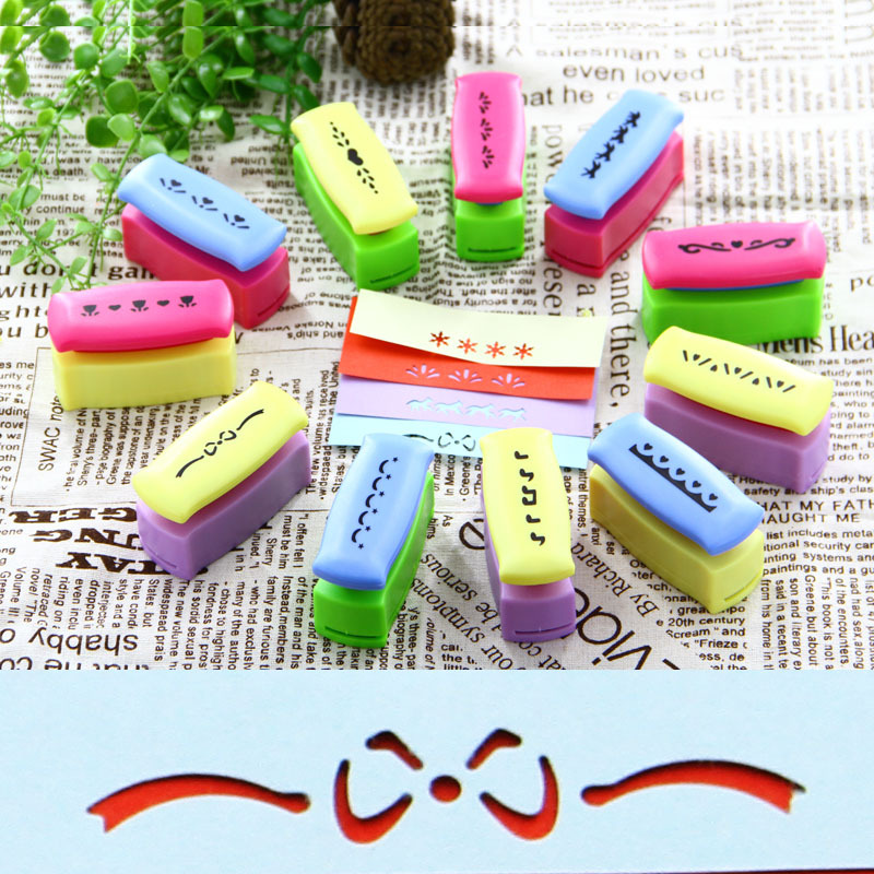 Big Size Boundary Craft Punch Embossing DIY Border Paper Punch Edge Lace Punch For Card Scrapbooking Punches