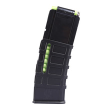 Rowsfire DIY f10555 15 Bullets Universal Soft Bullet Clip Injection Mold Magazine Clip for Nerf - Black