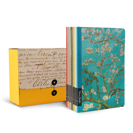 ZAMX Notebook Stationery Supplies Traveling ,School,Journal .Fashion&Decor Ideal for Gift Girls Pen Stationery Fashion