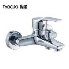 Все меди и сплава цинка ванной кран IELTS тройной смеситель для душа горячей и холодной смешанной воды клапан душ