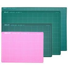 A1 A2 A3 A4 PVC tapis de coupe Patchwork Pad auto-guérison planche à découper Double face coupe-papier outils de bricolage fournitures scolaires de bureau