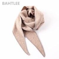 BAHTLEE winter man women super long yakwool solid scarf Wool knitting scarf keep warm fashion brand style perfect neutral