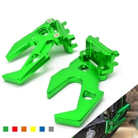 Motorcycle accessories CNC Aluminum Chain regulator Motorbike Chain Tensioner for KAWASAKI ninja300 NINJA 300