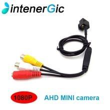 INTENERGIC 2.0MP 1080P Full-HD AHD Home Security Super Mini 1920*1080 Kit CCTV Camera System Surveillance AHD Camera