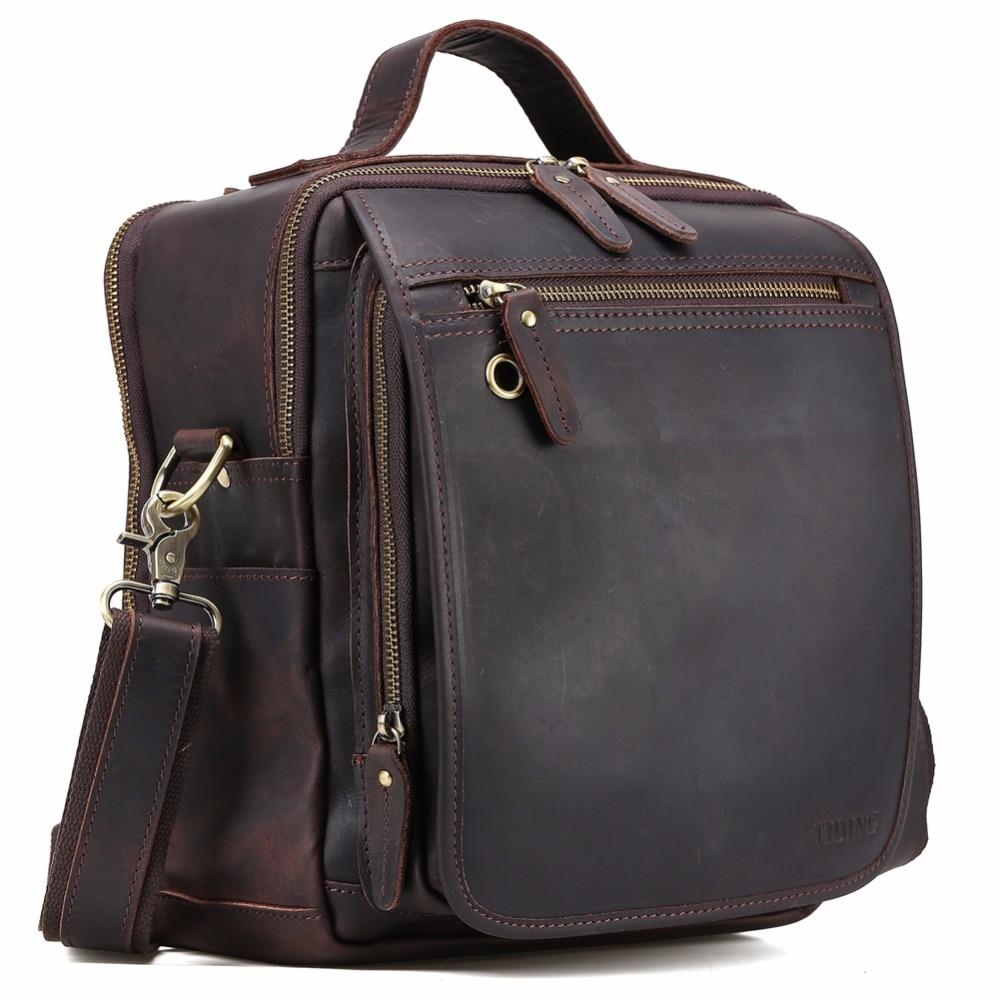 Hot Sale Men Teens Crossbody Bags Genuine Leather -5624
