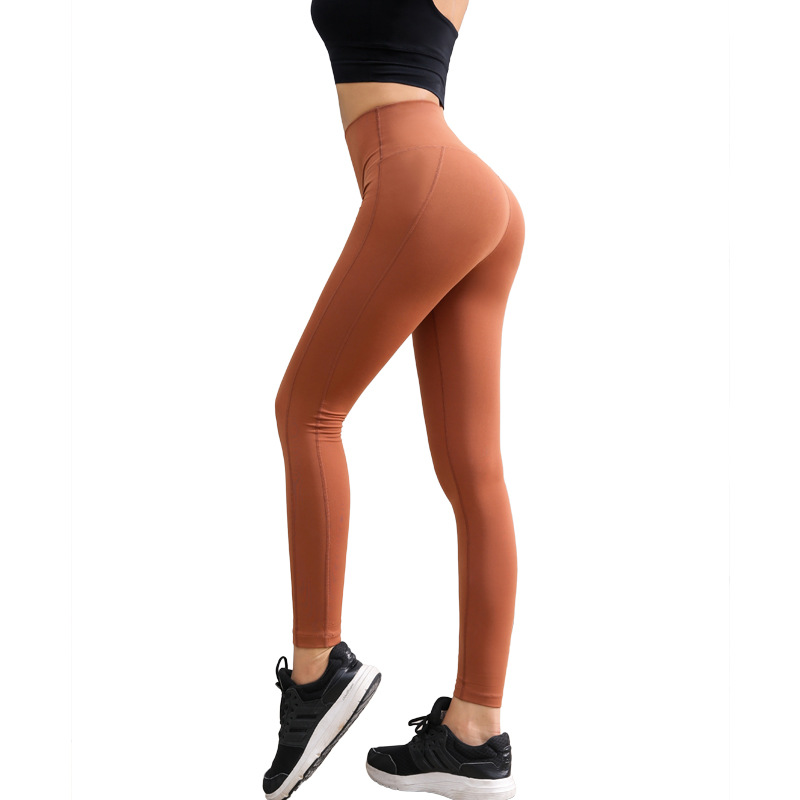 HTLD Elastic Push Up   Leggings   Women High Waist Fitness Pants Sweatpants Jeggings Leggins mujer Pantalon femme Workout Legins 052