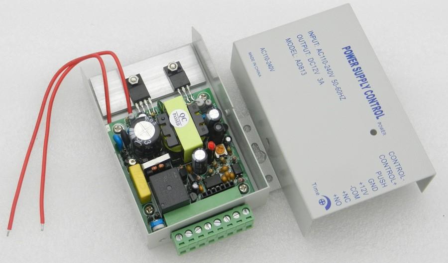 Supply System 110~240V Power 1