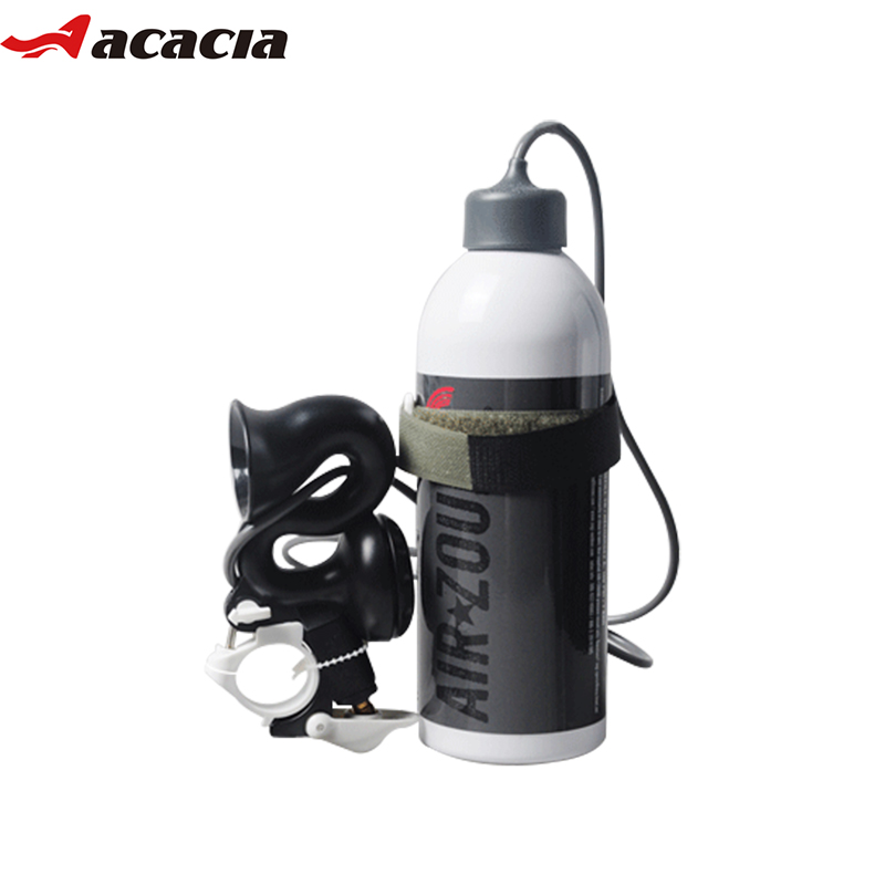 New Arrival CANADA AIRZOUND up to 115 db APET Rechargeable Air <font><b>Horn</b></font> Environmental Bicycle Bike Cycling Bell 1442