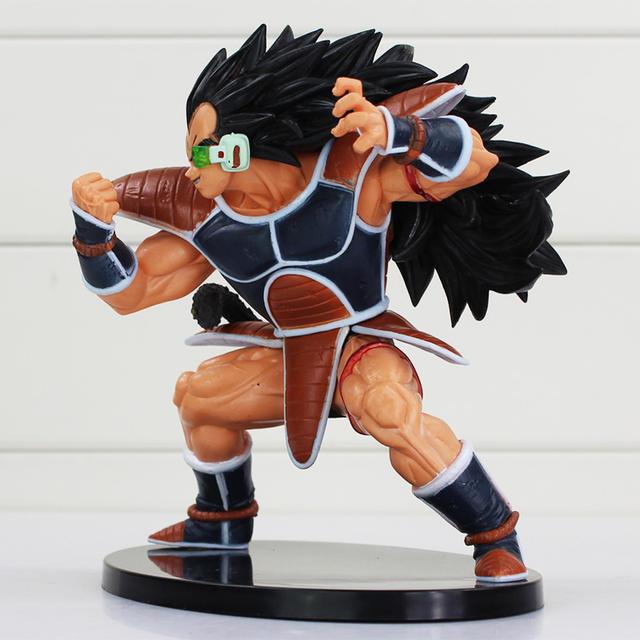 15Cm Dragon Ball Z Kai Super Saiya Raditz