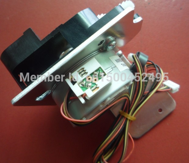 new original carriage MOTOR drive motor for EPSON Pro 4450 4800 4880C 4880 Gear ASSY motor mount MOTOR ASSEMBLY new and original for epson pro 4880 4880c 4400 4450 7600 9600 7400 4880 porous pad assy ink tray porous pad ink