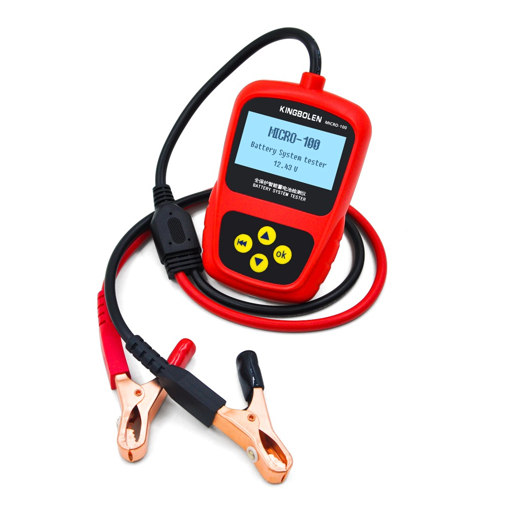 MICRO-100 Battery Tester (4)