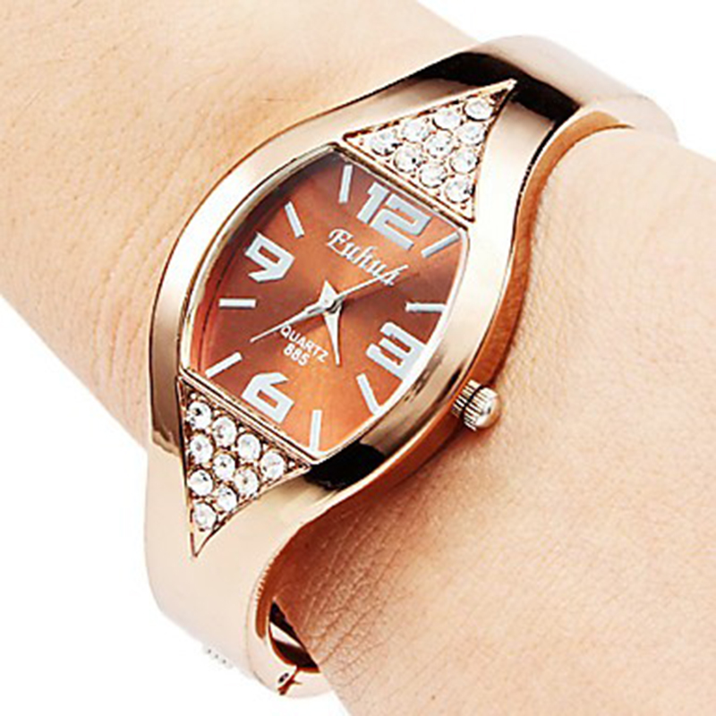 2019 New Rose Gold Bracelet Women Watch Rhinestone Women's Watches Ladies Watch Clock Montre Femme Relogio Feminino Reloj Mujer