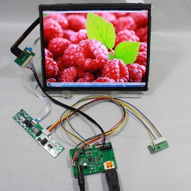 DisplayPort LTN097QL01 LP097QX1 lcd board com 9.7 polegadas 2048x1536 display lcd
