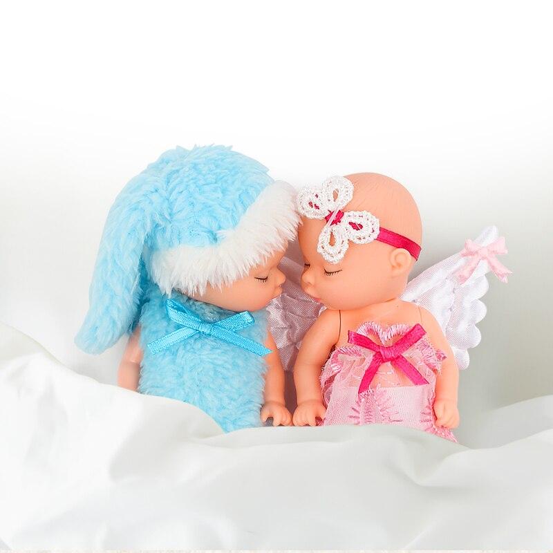 LOL Ball Angel Doll Girl Vacker Söt Open Egg Toy Födelsedag Present - Dockor och tillbehör