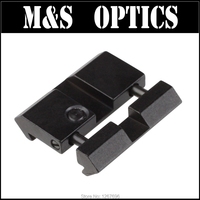 Hunting Scope Accessories 20 11mm Rail Riser Adaptor For Air Tactical Ring Mount