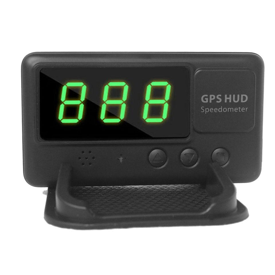 Aliexpress.com : Buy Universal Car HUD GPS Speedometer ...