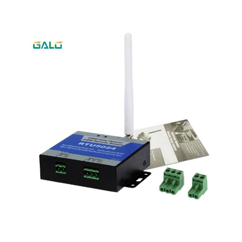 Widely used worldwide 200 users RTU5024 GSM Garage Swing sliding Gate door Opener Relay Switch