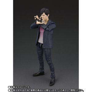 Image 1 - PrettyAngel Genuine BANDAI GEISTERN Exklusiven S. h. figuarts SHF Kamen Rider Ex Hilfe SHIN DAN KUROTO Action Figur
