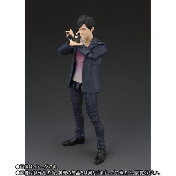 PrettyAngel   Genuine BANDAI SPIRITS Exclusive S.H.Figuarts SHF Kamen Rider Ex Aid SHIN DAN KUROTO Action Figure