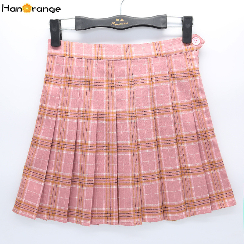 Online Get Cheap Gray Plaid Skirt -Aliexpress.com | Alibaba Group