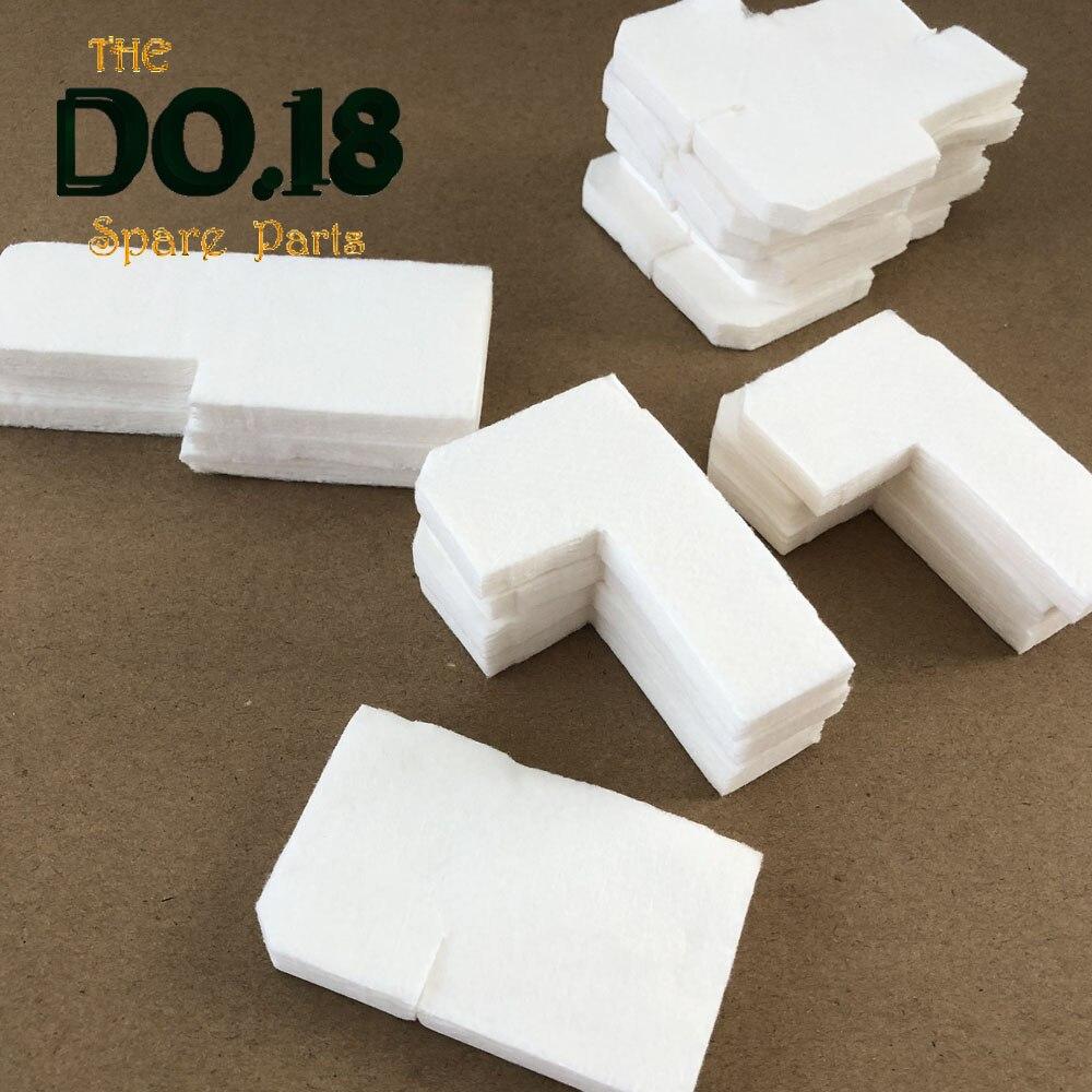 2 Sets Original Waste Ink Tank Pad Sponge For Epson T50 T60 P50 P60 A50 L800 L801 L805 R280 R290 R330 Rx600 Rx610 Rx690 Px650 Printer Supplies