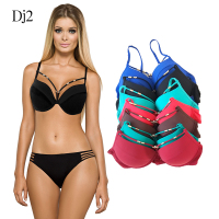 New Arrivals Bikini 2017 Swimwear Women Bandage Bikini Sets Push Up Bra Swimsuit Bathing Suit Brazilian