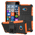 Lumia 640 hybrid kickstand Stand Function ShockProof Cover TPU & PC Dropproof Phone Case For Microsoft Nokia Lumia 640