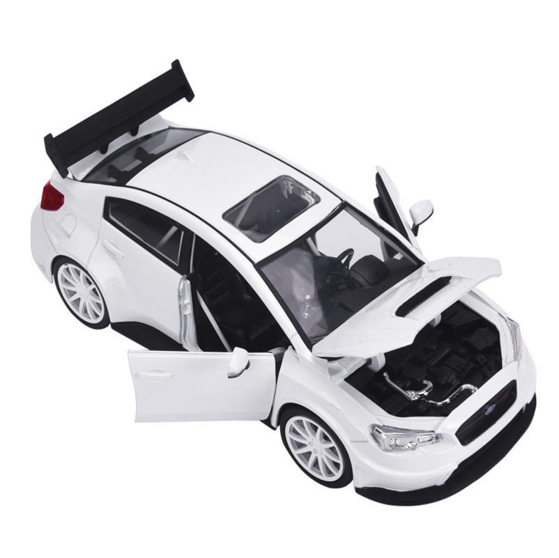 JADA High Simulation Subaru WRX 1:24 Advanced Alloy Car