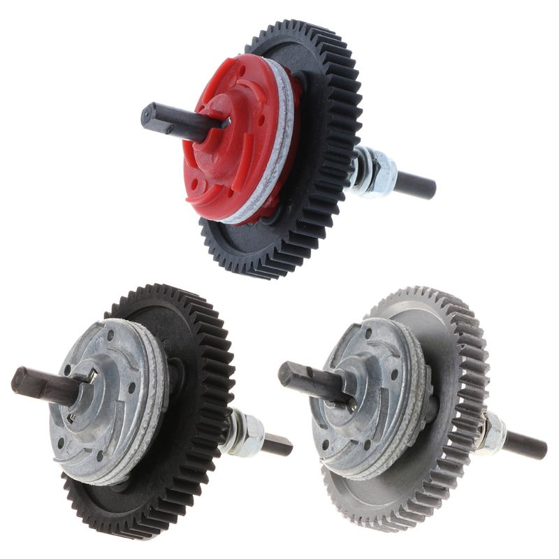 P2953 54T Differential Assembly Gear For 1/10 REMO Hobby HuanQi HQ727 Traxxas Slash 4x4 RC Car Truck Spare Parts