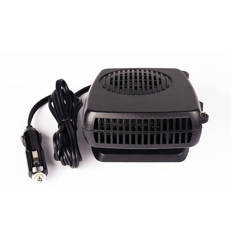New Car Heater Air Cooler Fan Windscreen Demister Defroster 12V
