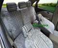 Veeleo +6 Colors Universal Car Covers Seat Cover For Skoda Octavia a5 Octavia 2 Rapid Spaceback Yeti Fabia Superb 3D Flax Fabric