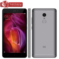 Original Xiaomi Global Version Redmi Note 4 Snapdragon 625 Mobile Phone 5 5 FHD 3GB