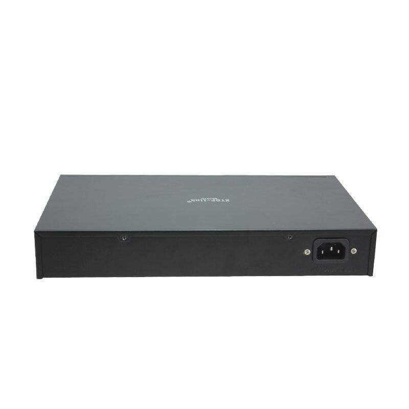 HYY8 smart bureau montage mural gérer 8 + 2 gigabit ethernet commutateur 150 w IEEE802.3af/at poe pour 960 P/1080 P 2MP 3MP hd caméras ip - 3