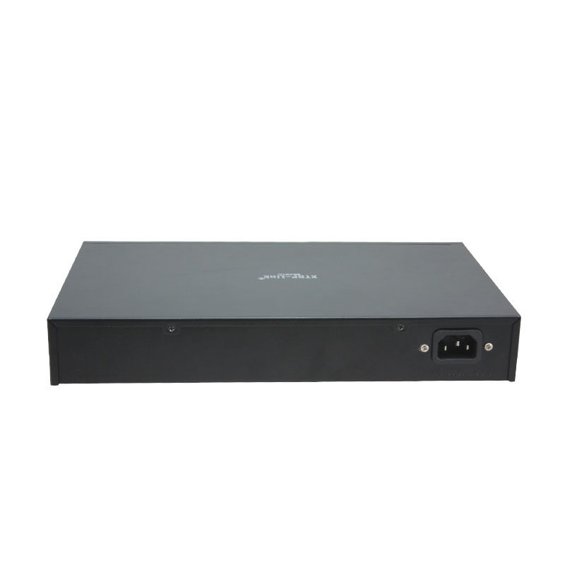 HYY8 smart desktop wall mount gerenciar 8 + 2 gigabit ethernet switch 150 w IEEE802.3af/at poe para 960 p/1080 P 2MP 3MP câmeras ip hd - 3