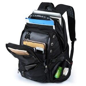 Image 4 - Sac de voyage en Polyester pour hommes, sac à dos suisse, sacoche imperméable antivol, sacoche de marque pour hommes, 2020 offre spéciale