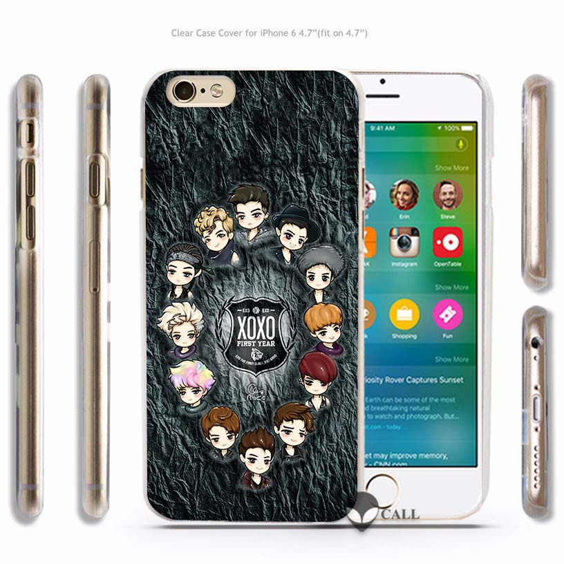 Shop Best Exo Phone Cases For Iphone