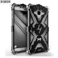 SIMON THOR IRONMAN Metal Armor Case For SAMSUNG Galaxy C7 Pro C7 C5 CNC Anodized Aluminum