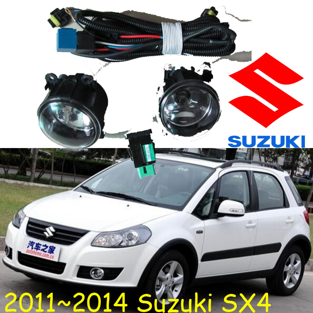 medium resolution of suzuki sx4 fog light wiring diagram
