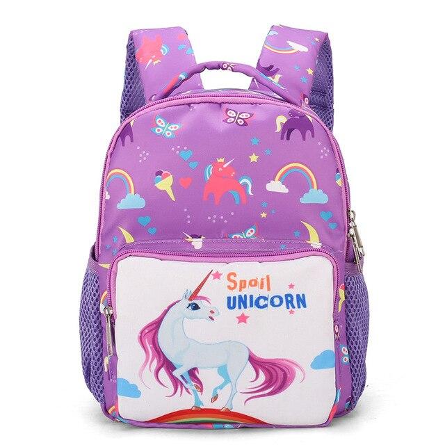 Tas Ransel Sekolah Unicorn  2
