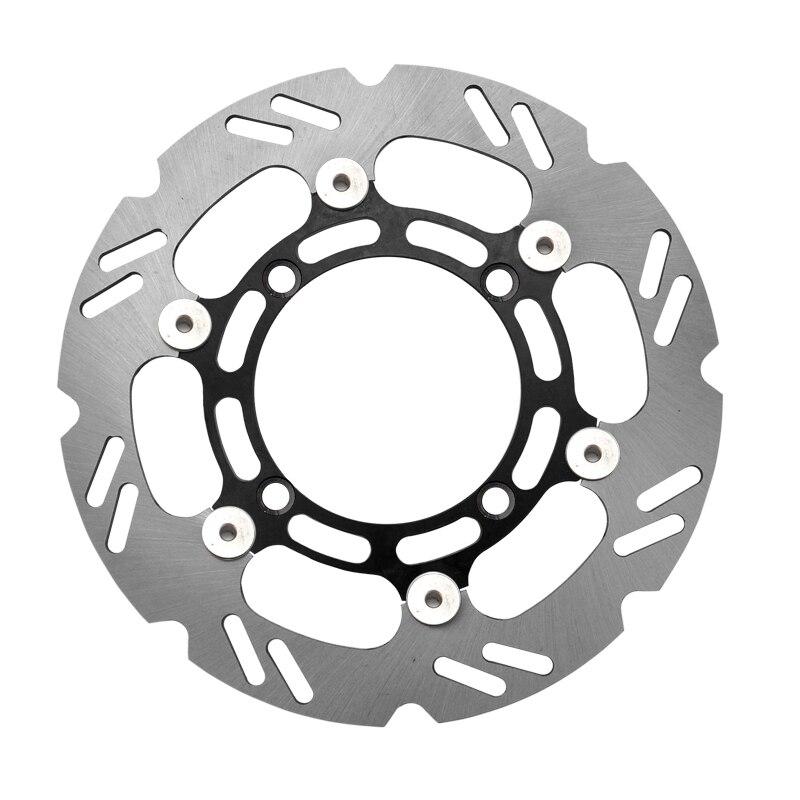 Motorcycle Front Brake Disc Rotor For KAWASAKI KX125 03-05 KLX250 98-06 KX250 03-05 RMZ250 04-06 KX250F 04-05 KLX 250 NEW ламинатор fellowes cosmic 2 a4